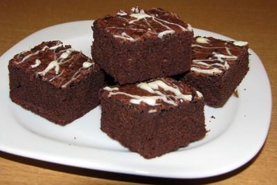 schokoladen brownies rezept rezepte auf. Black Bedroom Furniture Sets. Home Design Ideas