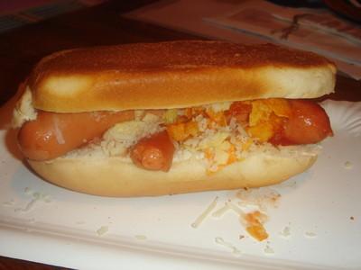 cachorro quente hot dog brasilianisch rezept rezepte auf. Black Bedroom Furniture Sets. Home Design Ideas