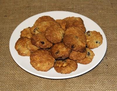 haferflocken cookies rezept rezepte auf. Black Bedroom Furniture Sets. Home Design Ideas