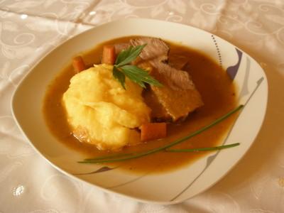 Rinderbraten aus dem Crock Pot Rezept