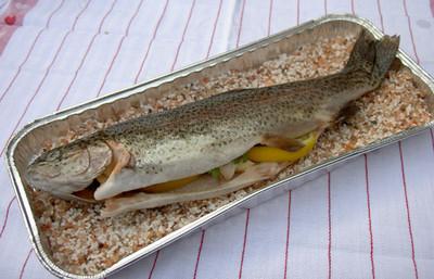 Ausseer Ursalzfisch Rezept