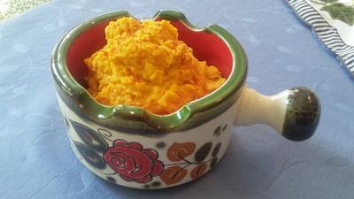 Karotten-Hummus Rezept
