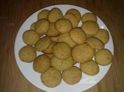 Erdnussbutter-cookies Rezept