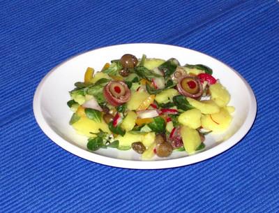 Katalanischer Kartoffelsalat Rezept