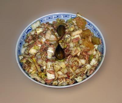 Thunfischsalat mit Ananans Rezept