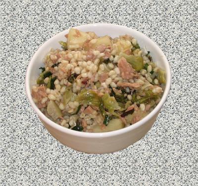 Edelweizen-Salat Rezept
