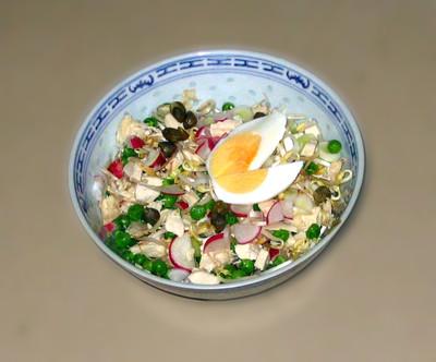 Hühnchensalat Rezept
