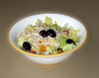 Chinakohlsalat mit Mandarinen Rezept