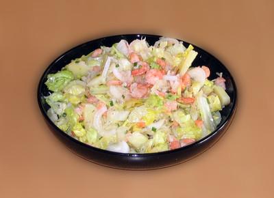 Krabben-Kartoffelsalat Rezept
