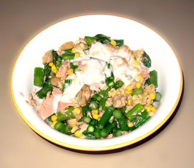 Spargel-Thunfisch-Salat Rezept