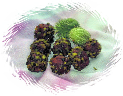 Fruchttrüffel Rezept