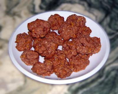 Crunchy Cookies Rezept