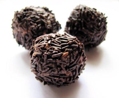 Schokoladen-Trüffel Rezept