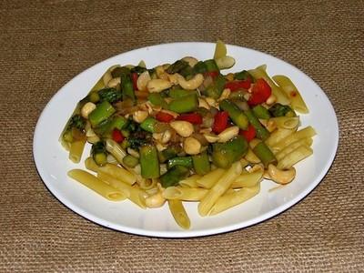 Asparagus Stir Fry Rezept