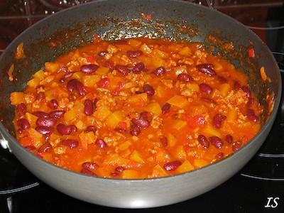 Kürbis-Chili Rezept