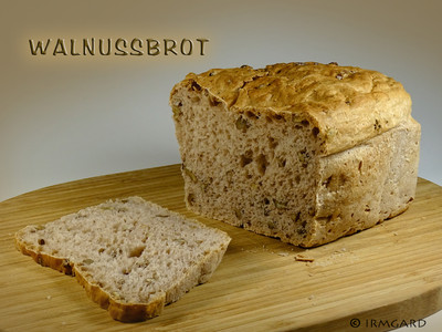 Walnusbrot Rezept