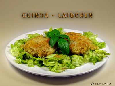 Quinoa-Laibchen Rezept