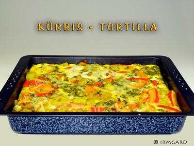 Kürbis-Tortilla Rezept
