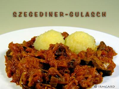Szegediner Gulasch Rezept