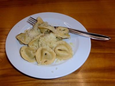 Tortellini im Kenwood Cooking Chef Rezept