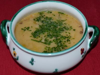 Buttermilch-Kartoffelsuppe Rezept