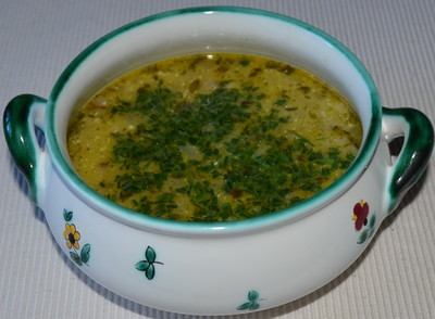 Almtaler Kartoffelsuppe Rezept