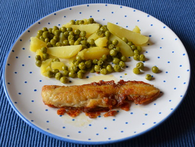 Gebratenes Fischfilet Rezept