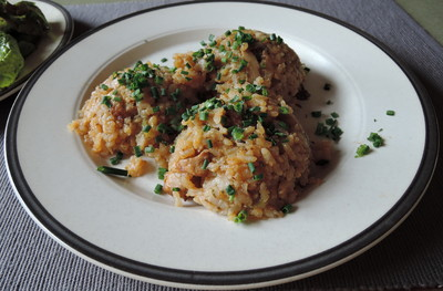 Pannonisches Reisfleisch Rezept