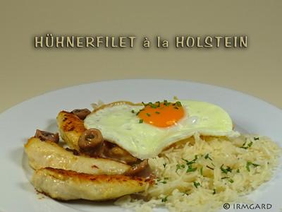 Hühnerfilet ala Holstein Rezept