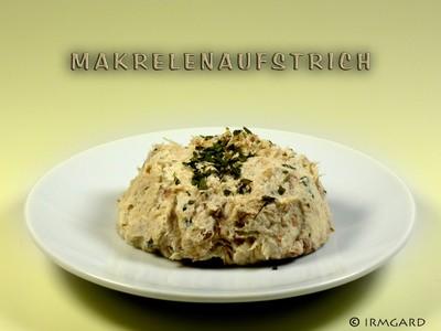Makrelenaufstrich Rezept