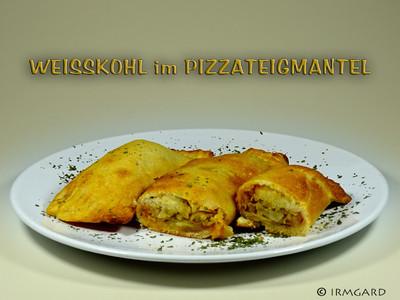 Weisskohl im Pizzateigmantel Rezept
