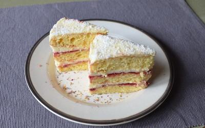 Wiener-Mädel-Torte Rezept