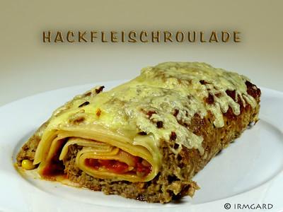 Hackfleischroulade Rezept