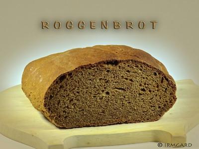 Roggenbrot Rezept