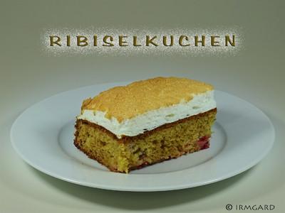 Ribiselkuchen Rezept