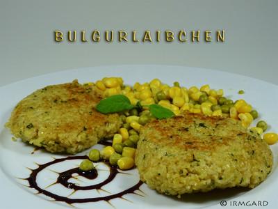Bulgurlaibchen Rezept