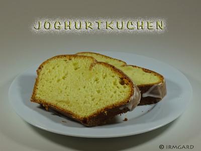 Joghurtkuchen Rezept