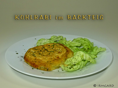 Kohlrabi Im Backteig Rezept Rezepte Auf Kocheckeat