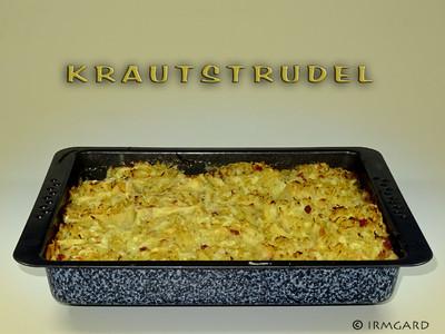 Krautstrudel Rezept