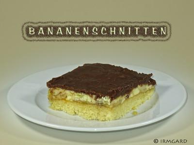 Bananenschnitten Rezept