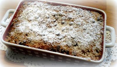 Sächsischer Buttermilchkuchen Rezept