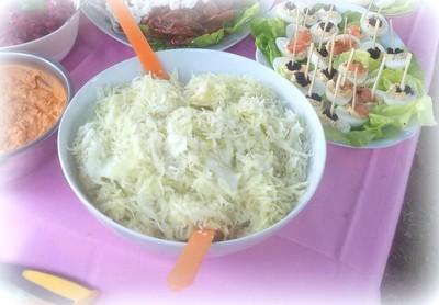Krautsalat wie beim Griechen Rezept