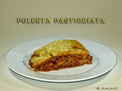 Polenta Pasticciata Rezept
