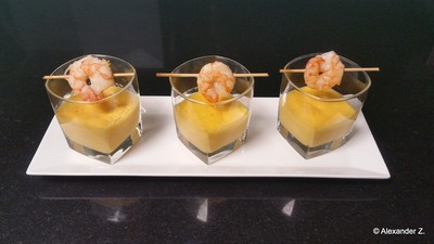 Süßkartoffelsuppe Rezept