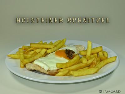 Schnitzel ala Holstein Rezept