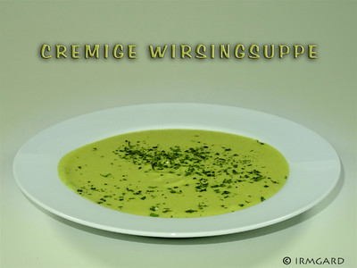 Cremige Wirsingsuppe Rezept