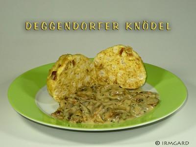 Deggendorfer Knödel Rezept