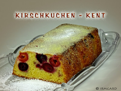 Britischer Kirschkuchen Kent Rezept