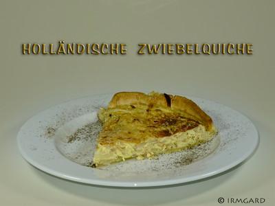 Holländischer Zwiebelkuchen Rezept