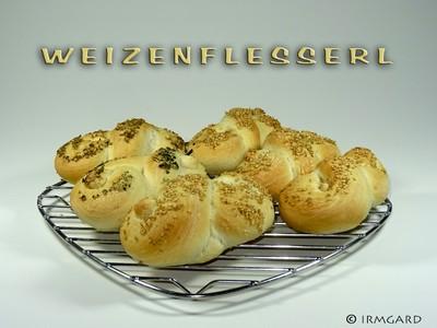Weizenflesserl Rezept